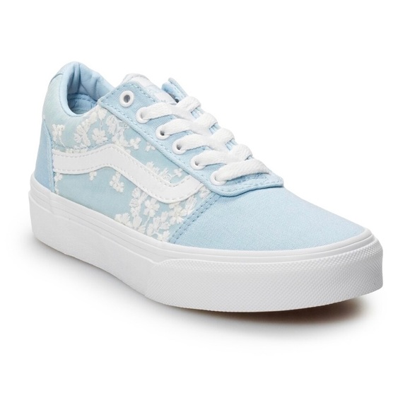 Vans Shoes | Vans Ward Girls Flowers